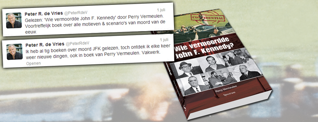 perry vermeulen jfk kennedy