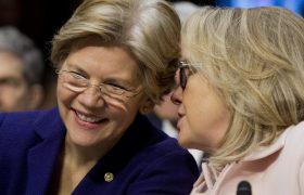 Elizabeth Warren eerste vrouwelijke president?