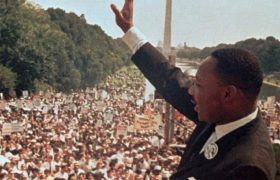 I Have A Dream, sprak Martin Luther King