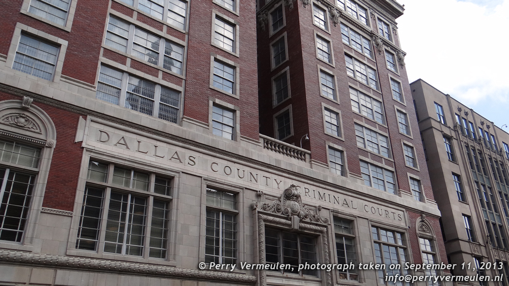 Dallas County Criminal Courts