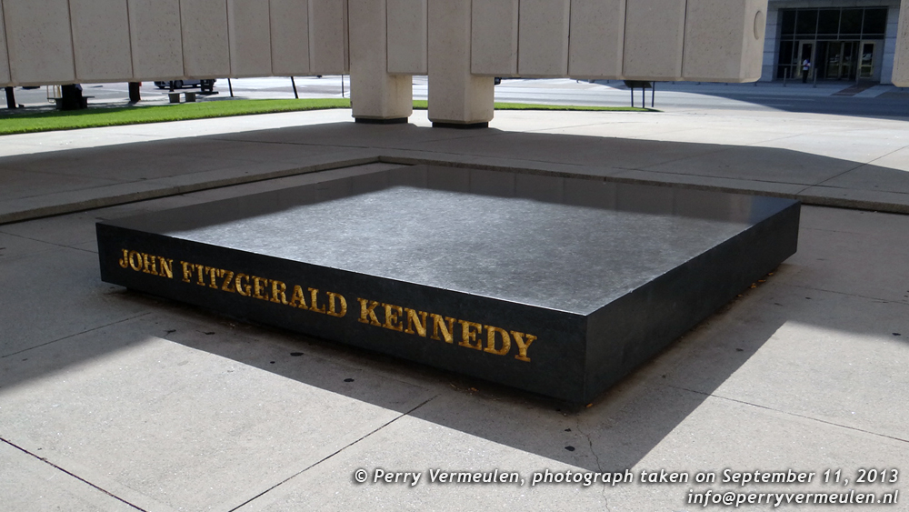 Kennedy Memorial Dallas
