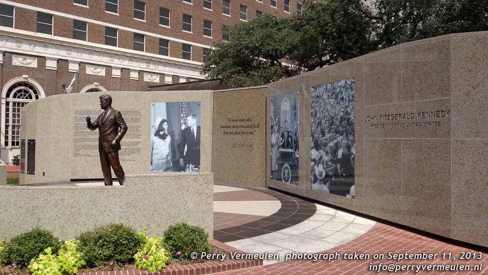 Kennedy Memorial Fort Worth
