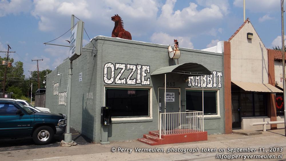 Ozzie Rabbit Lodge