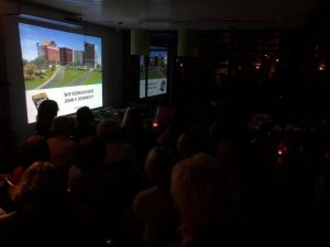 Lezing over Kennedy in Beek en Donk door Perry Vermeulen