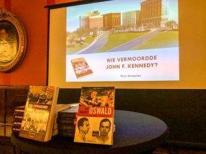 Lezing over Kennedy in Hummelo door Perry Vermeulen